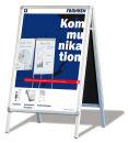 Franken Alu Kundenstopper für DIN A0 - BSA0