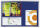Legamaster PROFESSIONAL Pinboard, 60 x 90 cm, blaue Textilbespannung