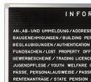Legamaster PREMIUM Rillentafel, Hochformat 60 x 40 cm
