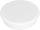 Franken Haftmagnete, Farbe weiß, Durchmesser 32mm, 10er Pack