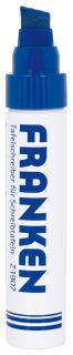 Blaue Franken Jumbo Marker, im 4er Pack