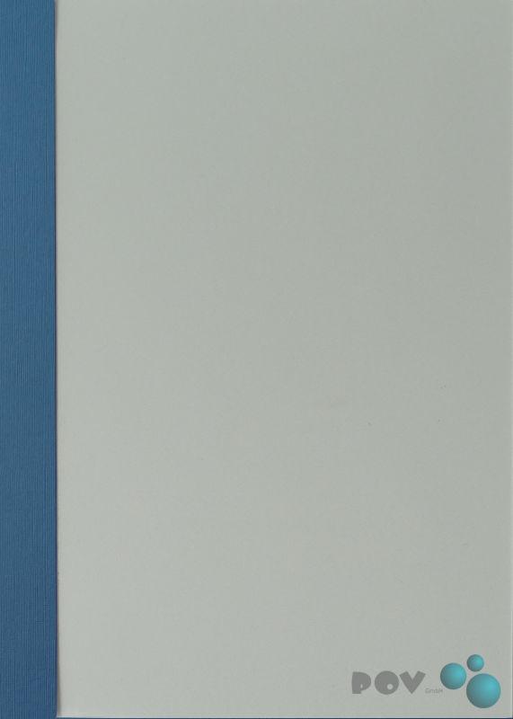 abdeckfolie satiniert mit kartonrand in leinen struktur f r surebind 57 93. Black Bedroom Furniture Sets. Home Design Ideas