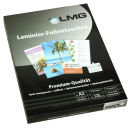100 LMG Laminierfolien glänzend für A3