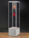 Glasvitrine MPC 500-O-Tech mit Beleuchtung und Unterschrank