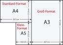 HP Kopierpapier OFFICE A3 80 g/qm