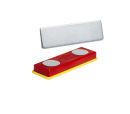 10 DURABLE Selbstklebende Magnete