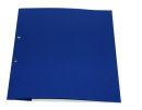 Berichtsmappen blau, 100er Pack, 2 fach geöst, Schnellheftermechanik