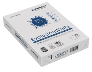STEINBEIS Recyclingpapier EvolutionWhite A4 80 g/qm