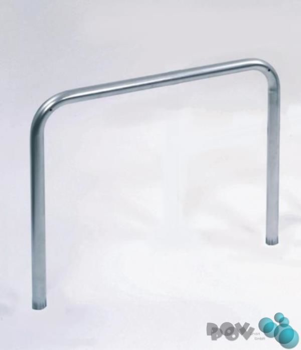 fahrrad anlehnb gel 9110 l nge 100 cm zum einbetonieren 90 32. Black Bedroom Furniture Sets. Home Design Ideas