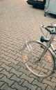 Einzelparker zum Einbetonieren, feuerverzinkt, Ø...
