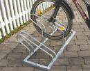 Bogenparker, Radeinstellung einseitig, feuerverzinkt