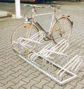 Bogenparker, Radeinstellung doppelseitig, feuerverzinkt