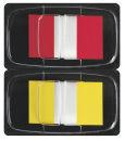 2x 50 Streifen sigel Z-Marker Haftmarker farbsortiert im...