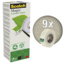 9 Rollen Scotch Magic? Tape a greener choice Klebefilm