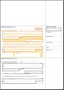 100 sigel Bankformulare ZV570...