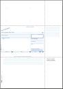 250 sigel Bankformulare ZV532 SEPA-Verrechnungsscheck