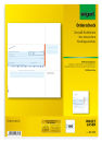 100 sigel Bankformulare ZV535 SEPA-Orderscheck