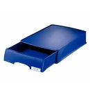 LEITZ Briefablage Plus, blau