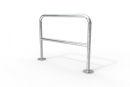 Fahrrad-Anlehnbügel 9221, Länge 120 cm, zum...