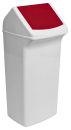 DURABLE   Mülleimer 40,0 l weiß