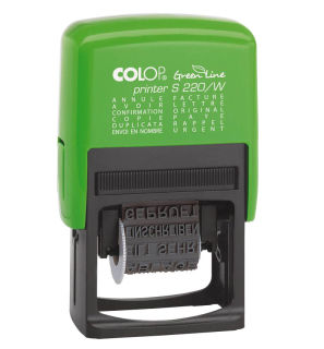 COLOP Textstempel Green Line Printer 220/W