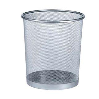 Meshline Papierkorb 12,0 l alu