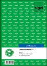 1 sigel Formularbuch LI525 Lieferschein mit Empfangsschein