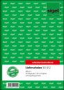 1 sigel Formularbuch SD012 Lieferschein mit Empfangsschein
