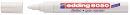1 edding Reifenmarker 8050 Permanentmarker weiß