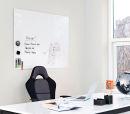 Magnetische Design-Schreibtafel, Glastafel, 60 x 45 cm,...